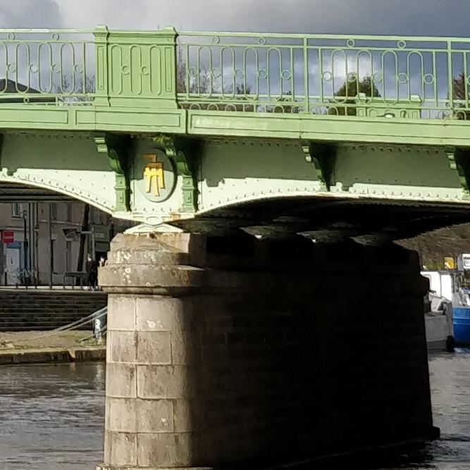 Le Pont Saint-Mihiel a Nantes